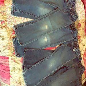 Boys 5T bootcut jeans